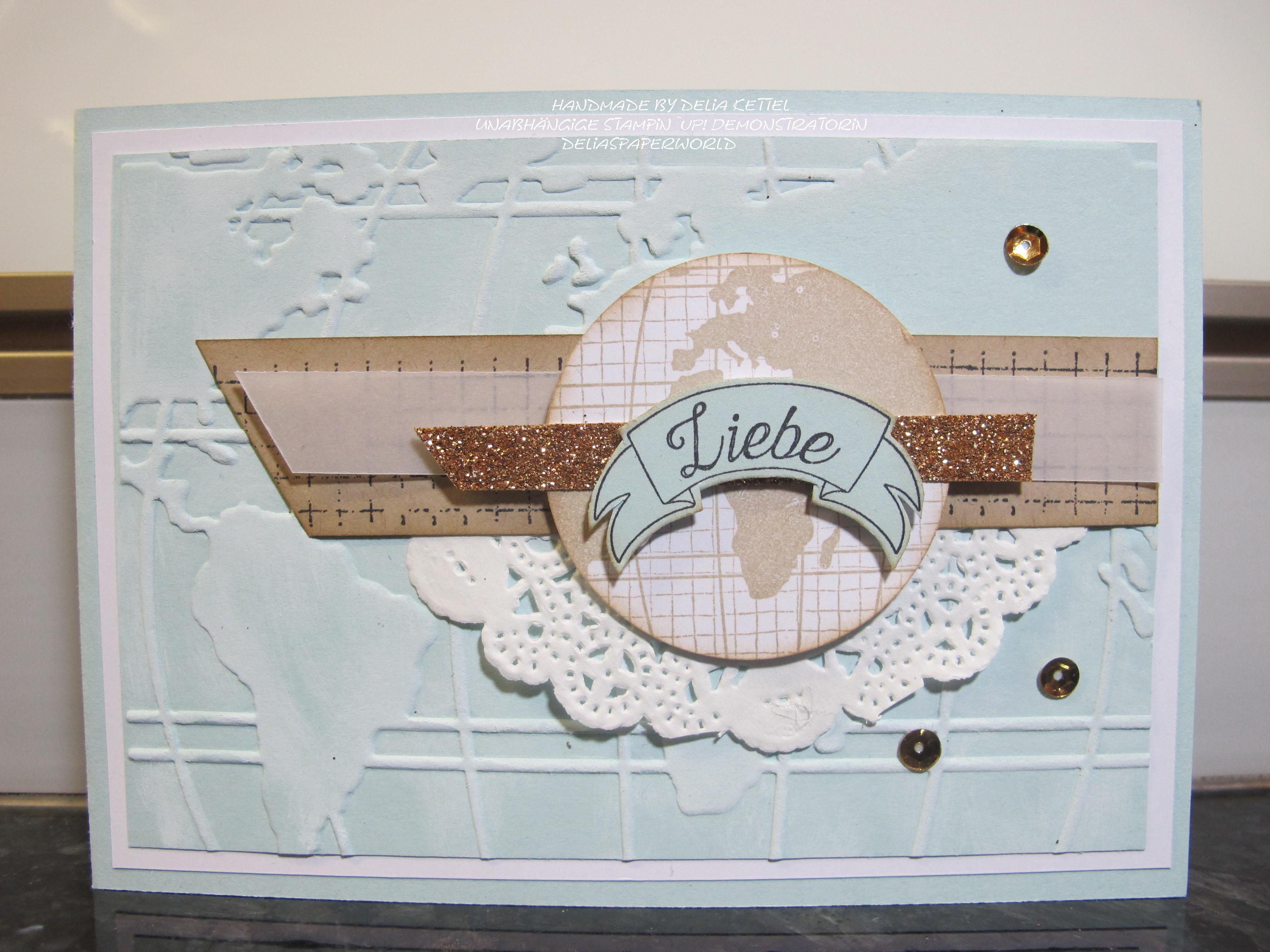 Hochzeitskarten Delias Paperworld